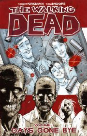 Walking Dead Graphic Novels